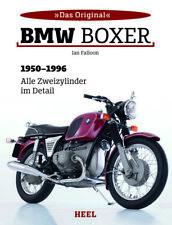 BMW Boxer 1950-1996 Zweizylinder R 45 50 60 65 75 80 90 100 RS RT R S Buch book