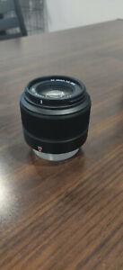 Fujifilm FUJINON XC 35mm f/2 Standard Lens