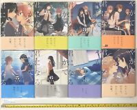 Yagate Kimi Ni Naru 8 manga book /& booklet /& storage box Bloom Into You anime