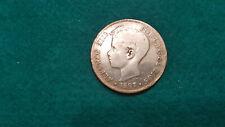 Lote 599 - 5 pesetas de Plata - Alfonso XIII - 1897 SG-V