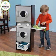 KidKraft Laundry Playset - - 63283, Espresso