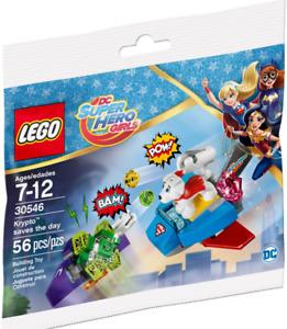 Brand New Lego - Krypto Saves the Day (2017) - DC Superheroes Girls Lego 30546