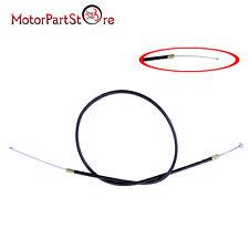 "Mini Atv Quad 4 Wheeler Dirt Pocket Bike Throttle Cable Parts 47cc 49cc 32.5"""