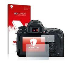 Upscreen Scratch protection D'écran pour Canon EOS 6d Mark II Film Protecteur
