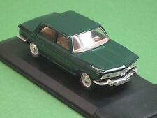 BMW 2000 dunkelgrün 1966 Eligor 1:43 1337 Modellfahrzeug