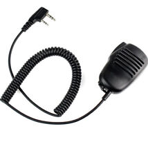 Speaker Microphone for KENWOOD TH-D72A TH-D72E TH-G71A TH-G71E Dual Band Radio