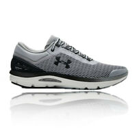 Under Armour Mens Charged Intake 3 Running Shoes Trainers Sneakers Grey Sports