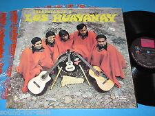 Presentamos a Los Huayanay - LP