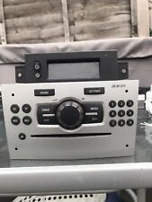 Vauxhall Corsa D CD30 MP3 In Silver With Paired Multi Function Display UEX022