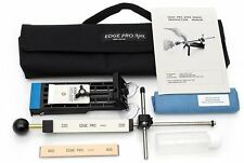 Edge Pro Apex Knife Sharpener Kit 1 w/ Carrying Case Precise Hand Sharpening New