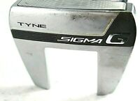 "PING Sigma G Tyne Black Dot Mallet Putter Stainless Steel Mens RH 35.5"""
