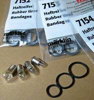10 Glühlampen+30 Haftreifen-Ersatz für Märklin-Loks #J3HR