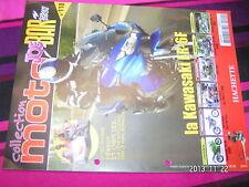 Fascicule Moto Joe Bar Team n°110 Kawasaki ER-6F 305 CB 77 TVX 250
