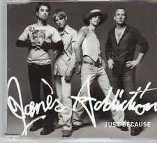 (DY308) Jane's Addiction, Just Because - 2003 CD