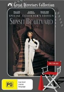 Sunset Boulevard (DVD, 2007) 1950 Film, William Holden, Buster Keaton R4 NEW