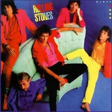 The Rolling Stones Reissue Music CDs & DVDs
