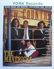 NEW COUNTRY MAGAZINE - October 1995 - The Mavericks / Sawyer Brown / Emilio