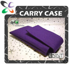 PURPLE Carry Case Cover Pouch for Mobile Phone/MP3/MP4