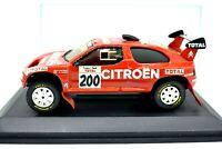 Model Car Citroen Zx Rallye Raid NOREV Rally Scale 1/43 diecast Paris Dakar
