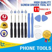 iPhone Screwdriver Set Samsung Screen Repair, Battery Repair Tool Kit 11 in 1