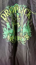 Rare DROPKICK MURPHYS 2010 St Paddys Day Tour T-Shirt Medium Celtic Punk Concert