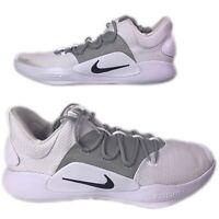 Nike Hyperdunk X Low TB US 18 Grey White Basketball Shoes AT3867-100