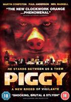 Piggy DVD (2012) Martin Compston, Hawkes (DIR) cert 18 ***NEW*** Amazing Value