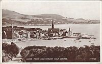 View From Routenburn Golf Course, LARGS, Ayrshire