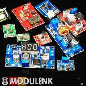 Spannungswandler Spannungsregler Schaltregler - RIESEN AUSWAHL - Arduino RPI DIY