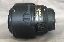 Nikon NIKKOR AF-S 35mm f/1.8 AF-S SWM ED RF Lens