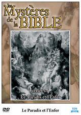 DVD Les mystères de la Bible : Le Paradis et l'Enfer