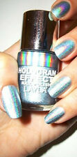 HOLOGRAM EFFECT NAIL POLISH by LAYLA - MERMAID SPELL - HOLOGRAMM NAGELLACK 8206