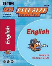 KS3 Bitesize Complete Revision Guide English: (E05) (Bitesize KS3),Steve Eddy
