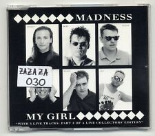 Madness Maxi-CD MY GIRL-UK 4-Track incl. 3 Live Tracks-vscdt 1425 665 476