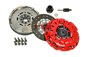 XTR STAGE 1 CLUTCH KIT+LUK DMF FLYWHEEL FOR 99-00 BMW 328i 328ci E46 528i E39 Z3