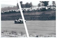 1960s Drag Racing-Connecticut Dragway-MG-TD V8 Powered Street Roadster