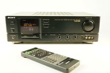 Sony TA-AV570 Dolby Surround Pro-Logic Verstärker Amplifier Vintage mit FB