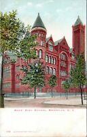 1905 Brooklyn Boys High School 2041 NYC Postcard AH