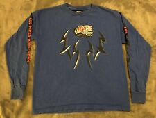 Vintage Haro Bikes Gear Lee Pipes BMX Long Sleeve T-Shirt Boys Youth Large