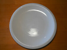 """Culinary Arts CAFEWARE WHITE Rimmed Dinner Plate 10 1/4"""" 1 ea       4 available"""