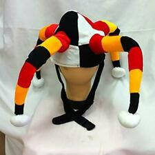 World Cup Deutschland German Colors,Germany,Soccer,Oktoberfest,Party,Jester Hat