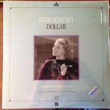 Dollar / Ingrid Bergman - Black & White  -  Laserdisc NIB NEW Sealed