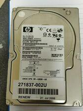 HP BD3008856C HP 300GB 10K SCSI ULTRA 320 HDD Renewed
