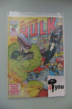 7.0 FN/VF VERY FINE INCREDIBLE HULK # 300 EURO VARIANT OWP YOP 1985