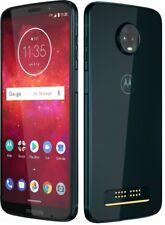 Motorola Moto Z3 Play XT1929-4 64GB 4G LTE Factory Unlocked Smartphone - A+