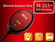 Holux M-215+ USB GPS Receiver Supports GPS & Glonass Dual Satellite System