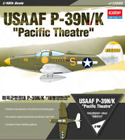 1/48 USAAF P-39N/K Pacific Theatre #12333 ACADEMY HOBBY MODEL KITS