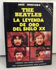 The Beatles, La Leyenda De Oro Del Siglo XX, Jose Hurtado, Limited 5,000 copies