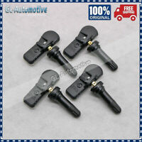 4x Tire Pressure Sensor TPMS 407009322R For Dacia Duster Lodgy Renault Clio Opel