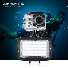 Waterproof Diving LED Video Light Spotlight Lamp Kit for GoPro Actioncamera M6t5